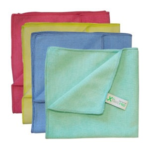 Cloths microfibre cleaning